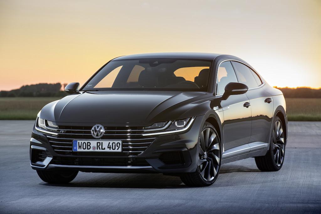 Foto de Volkswagen Arteon (19/25)