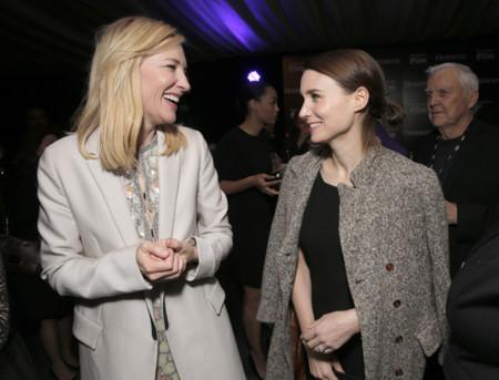 Cate Blanchett la sirena de la fiesta, y otros looks del Festival de Santa Barbara