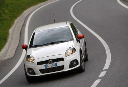 Fiat Grande Punto Abarth, ya a la venta