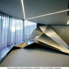 Foto 11 de 12 de la galería hotel-puerta-america-plasma-studio en Decoesfera