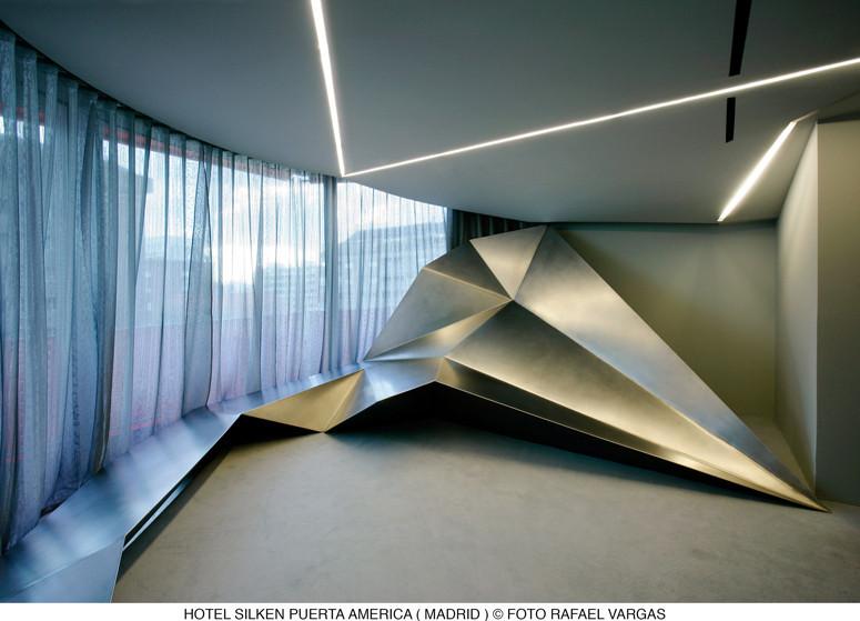 Foto de Hotel Puerta América: Plasma Studio (11/12)