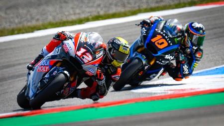 Luthi Marini Alemania Moto2 2019