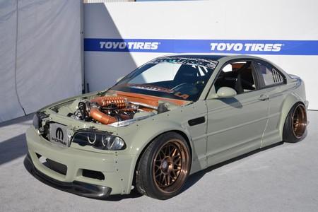 SEMA Show 2018 BMW M3 E46