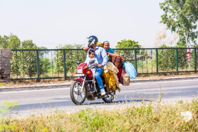 Declaración de los niños seguridad vial