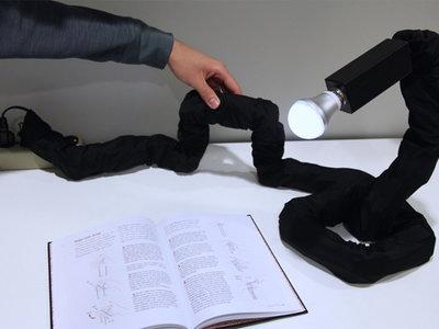 Este robot en forma de serpiente cambia de forma según su función