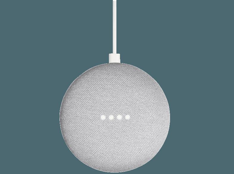 Altavoz inteligente - Asistente Google Home Mini, Smart Home, Domótica, Bluetooth, Sonido 360º