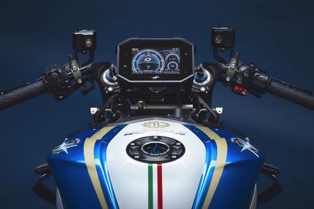 Mv Agusta Brutale 1000 Rr Blue White 2020
