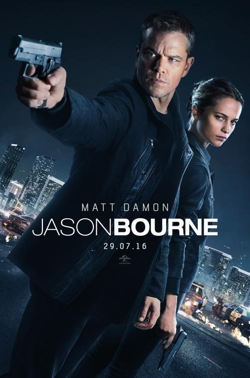 Foto de 'Jason Bourne', carteles (5/7)