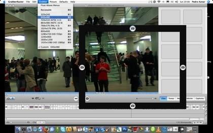 GrabberRaster: Más opciones para capturar pantallas