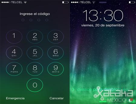 Otra vulnerabilidad en la pantalla de bloqueo de iOS 7