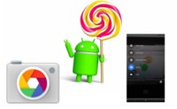Prueba la nueva cámara de Google con Material Design en tu Android