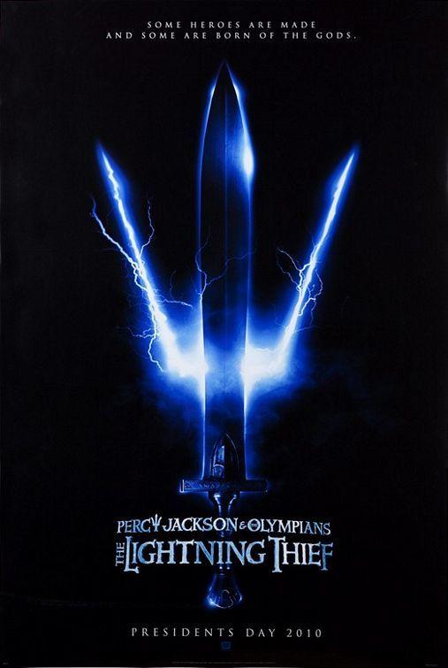 Foto de 'Percy Jackson y los dioses del Olimpo: El ladrón del rayo', carteles (1/5)