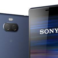 El Sony Xperia 10 lo apuesta todo a la pantalla 21:9 y el apartado multimedia