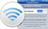 """Cómo configurar """"compartir Internet"""" (tethering) en el iPhone OS 3.0"""