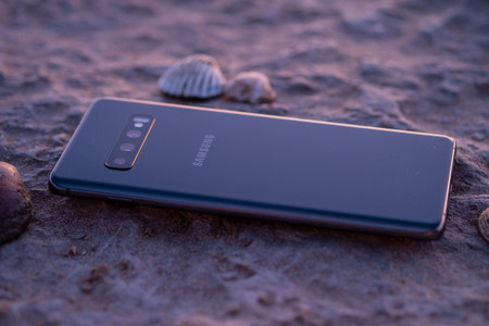 Samsung Galaxy S10plus Trasera 02