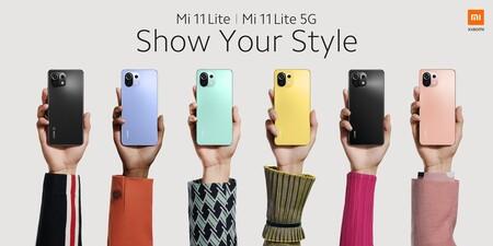 Xiaomi Mi 11 Lite 5g Caracteristicas Tecnicas Lanzamiento Mexico Oficial