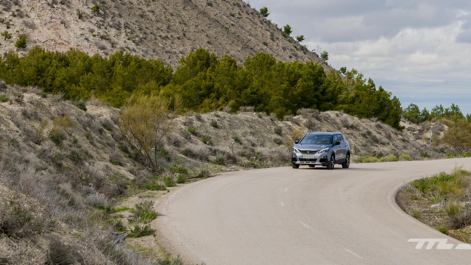 Foto de Peugeot 5008 2018, prueba (33/58)