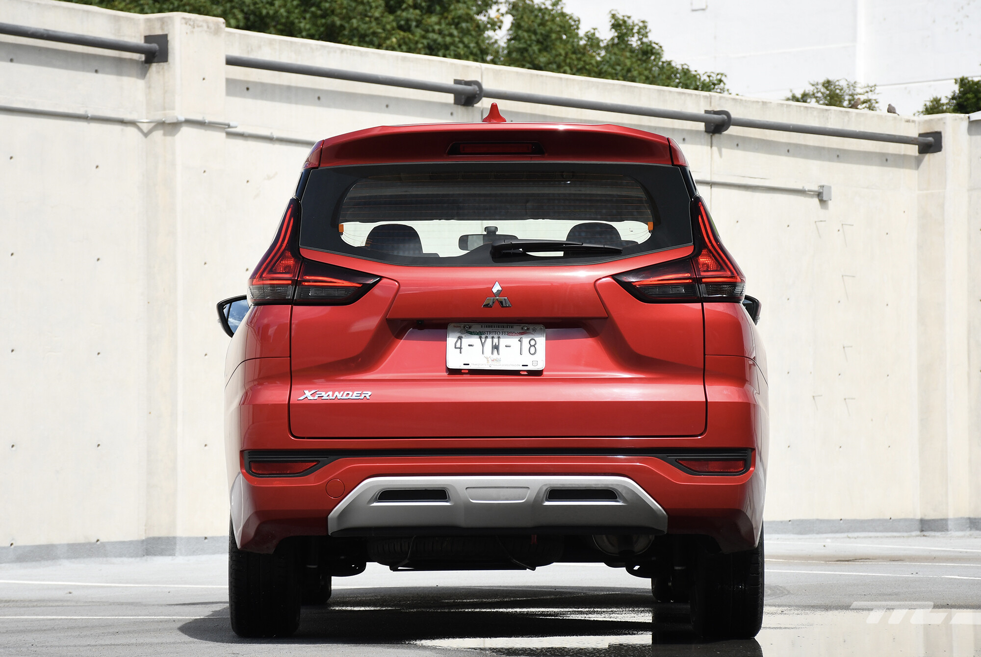 Foto de Mitsubishi Xpander (prueba) (5/27)
