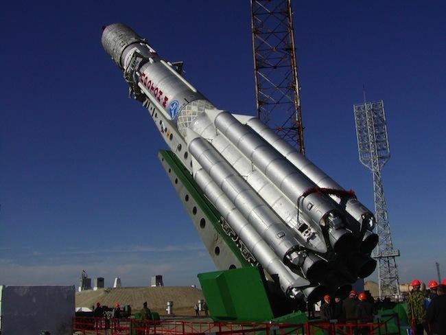 Cohete Protón