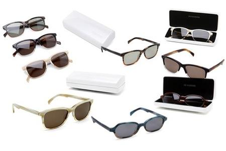 Nuevas gafas de sol de Jil Sander, el estilo retro sigue de moda