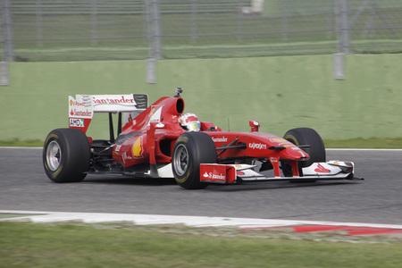 Dani Juncadella debuta con un Ferrari F60 en Vallelunga