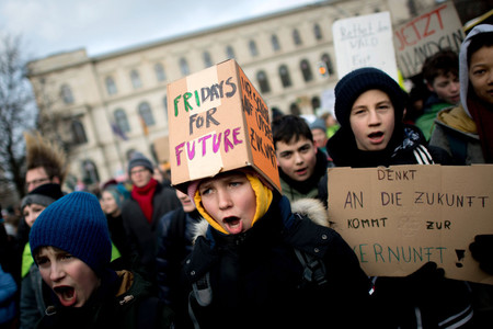 Fridaysforfuture Climate Protest 2