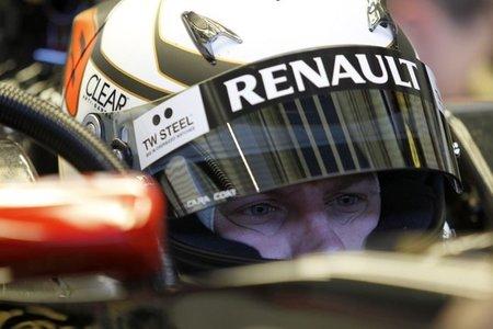 Lotus cree que van a sacar todo el potencial de Kimi Raikkonen