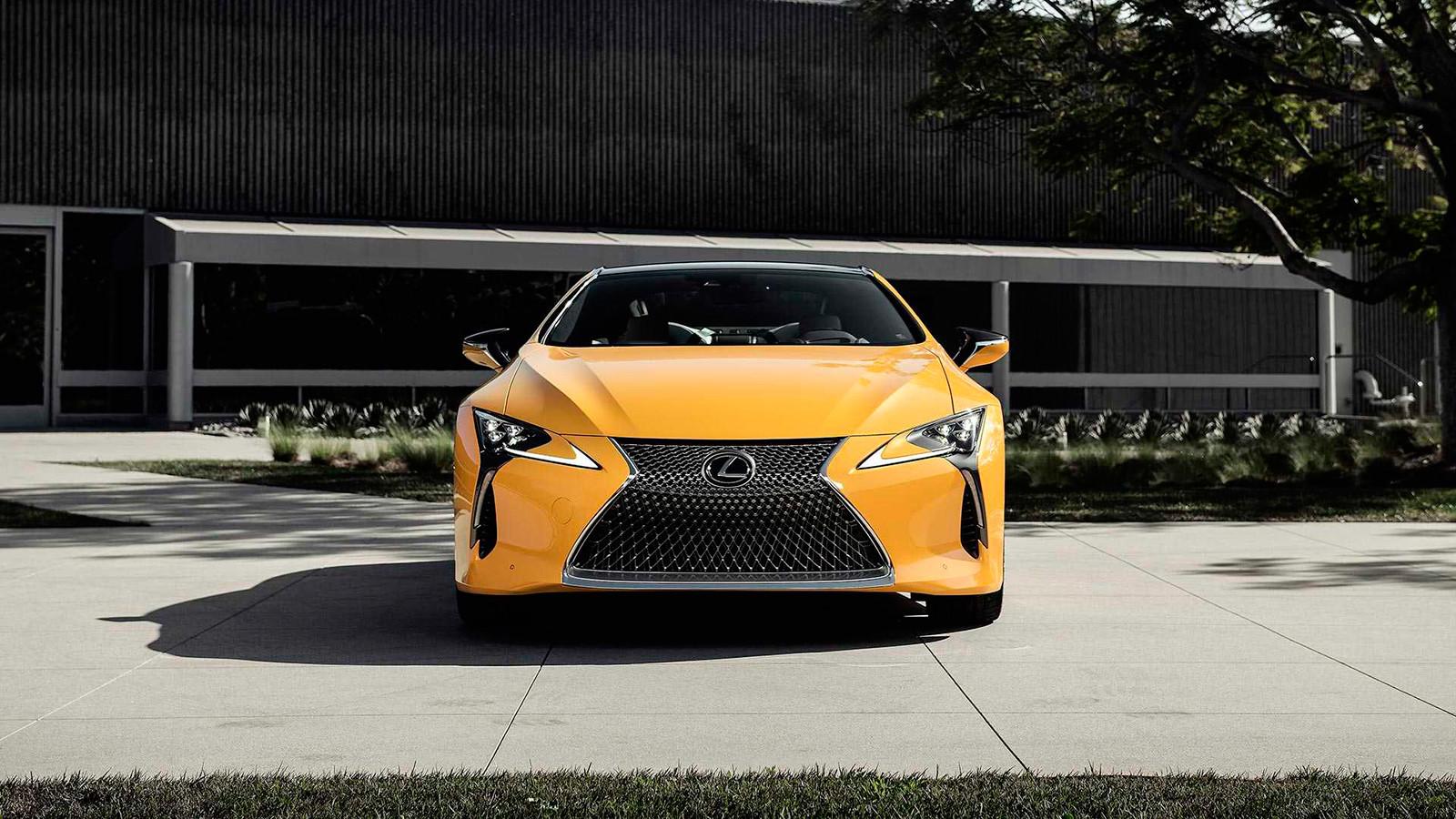Foto de Lexus LC 500 Inspiration Series (1/14)