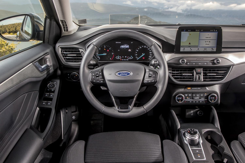 Foto de Ford Focus 2018, toma de contacto (125/204)