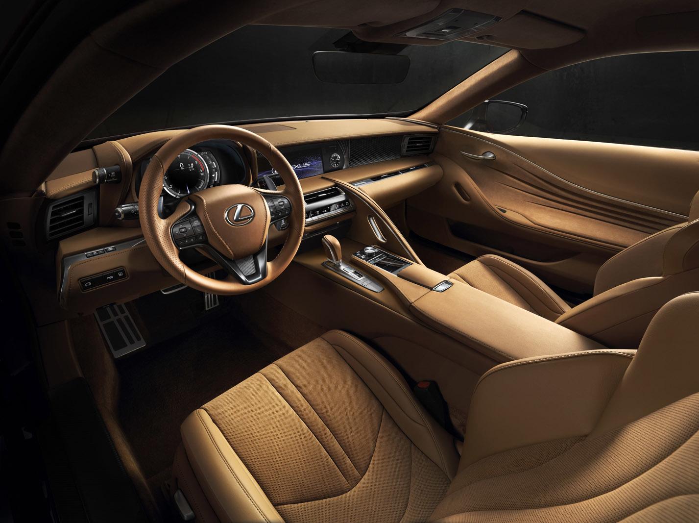 Foto de Lexus LC 500 (28/31)