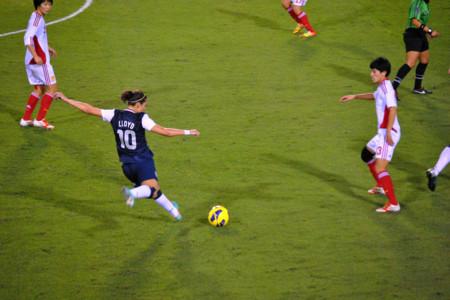 ¿Igualdad de género en el deporte? El equipo nacional femenil de fútbol de Estados Unidos no lo piensa