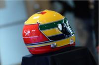 Simon Pagenaud lucirá un casco en homenaje a Ayrton Senna en las 500 Millas de Indianápolis