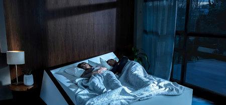 Ford usó su tecnología de asistencia de cambio de carril para crear una cama que evita que las personas invadan el lado opuesto