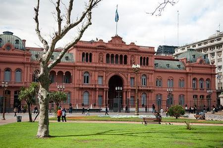 Buenos Aires: visita gratis la famosa Casa Rosada