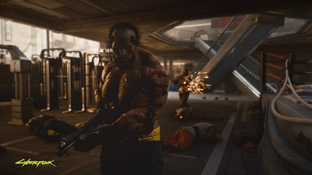 Cyberpunk2077 Those Are Some Mighty Big Guns Rgb En