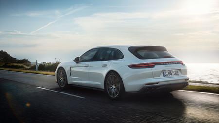 Porsche Panamera Turbo S E Hybrid Sport Turismo 2017