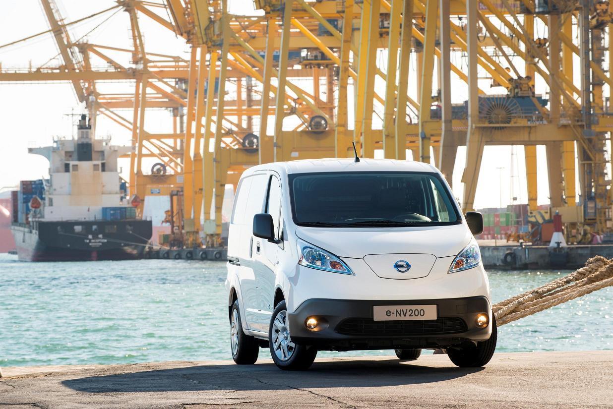 Foto de Nissan e-NV200 (31/44)