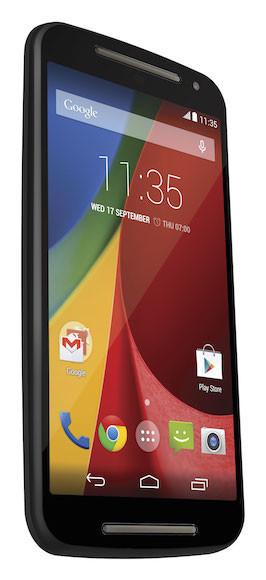 Nuevo Motorola Moto G, precio y disponibilidad con Iusacell