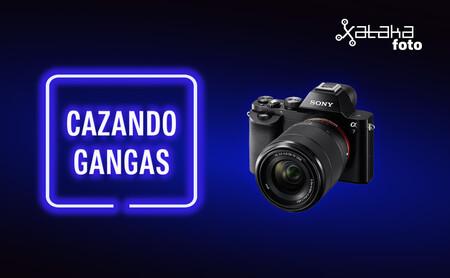 Sony A7, Pentax K-70, Xiaomi Mi 11i y más cámaras, móviles, ópticas y accesorios al mejor precio en el Cazando Gangas