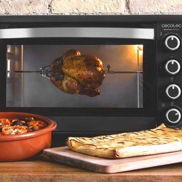 Hornos de sobremesa, la solución para cocinas pequeñas: siete modelos que te sorprenderán