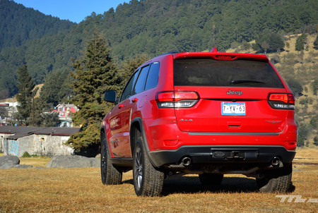 Jeep Grand Cherokee Trailhawk 4