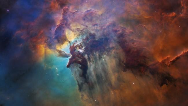 La Nebulosa De La Laguna 1