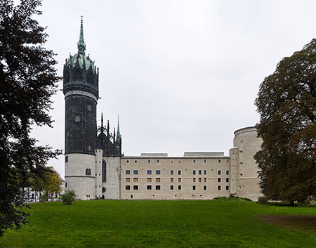 Schloss Wittenberg Photo Stefan Muller