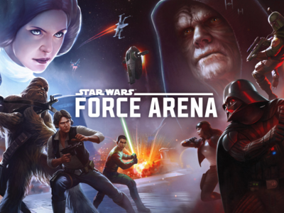 Star Wars: Force Arena, el nuevo juego free-to-play ya disponible para iOS y Android