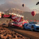 Forza Horizon 5: México es la locación para competir en playas, un volcán y hasta en las calles de Guanajuato