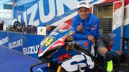 Toni Elias Suzuki Motoamerica