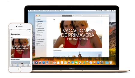 Cómo exprimir al máximo la función de 'Recuerdos' en la app Fotos de iOS 11