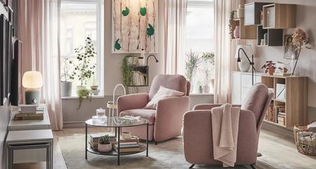 ¿Te gusta el rosa? Ikea te lo pone muy fácil con estos 11 adorables artículos