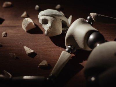 Ideas abstractas y metáforas se mezclan en estas impresionantes animaciones stop-motion