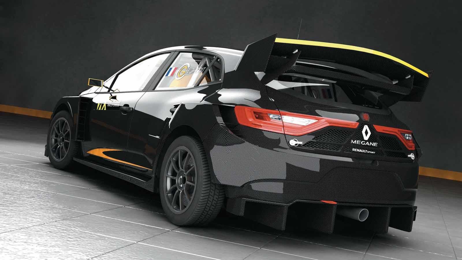 Foto de Renault Mégane RX Prodrive (7/7)